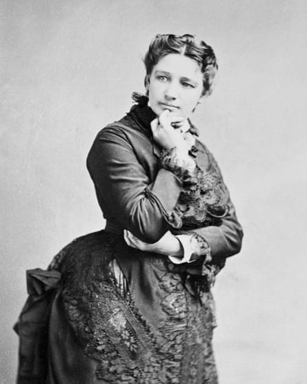 Victoria Woodhull was also the first woman to testify before Congress.