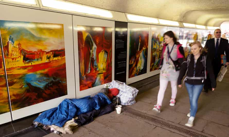 Homeless shelters said the rules would lead to a surge in rough sleepers.