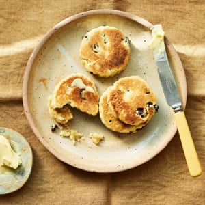 Anna Jones' gran's favourite: Welsh cakes.