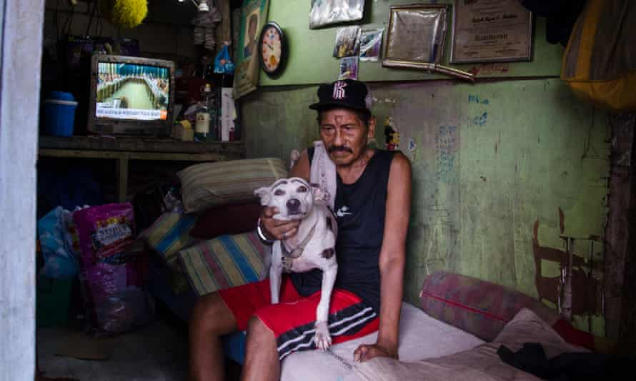 Life in the Pasay slum