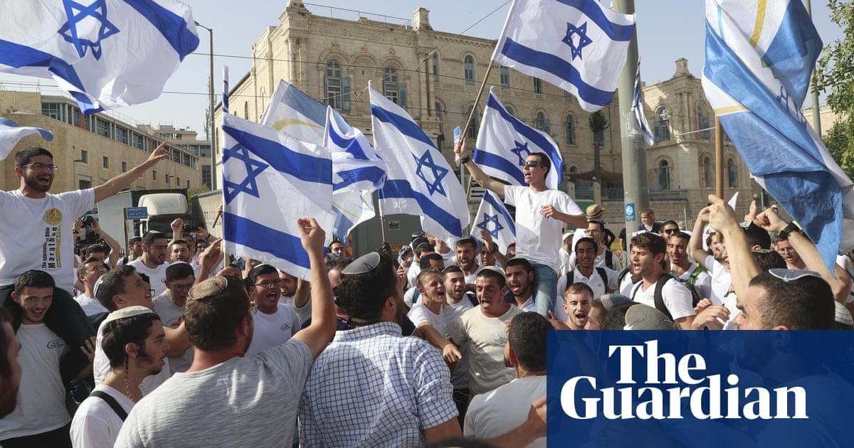 Israeli police stop far-right march through Jerusalem