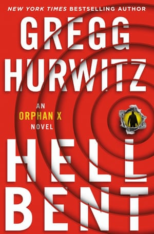 """This cover image released by Minotaur shows """"Hellbent,"""" by Gregg Hurwitz. (Minotaur via AP)"""