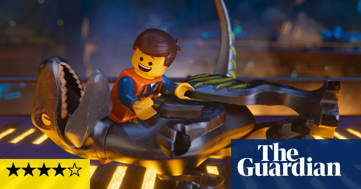 The Lego Movie 2 The Second Part Review Even More Awesome Film