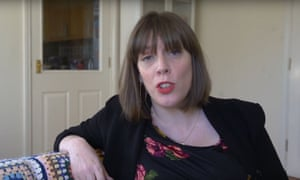 YouTube video issued by Jess Phillips