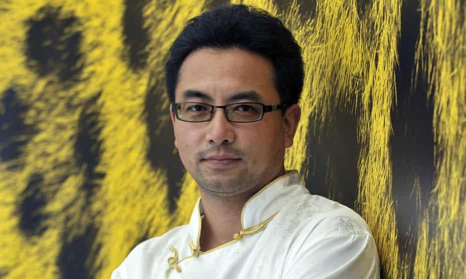 Tibetan director Pema Tseden