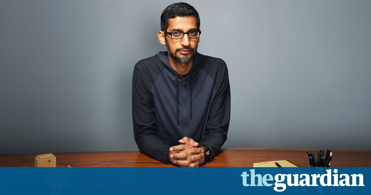 Google CEO Sundar Pichai: 'I Don't Know Whether Humans Want Change that Fast'