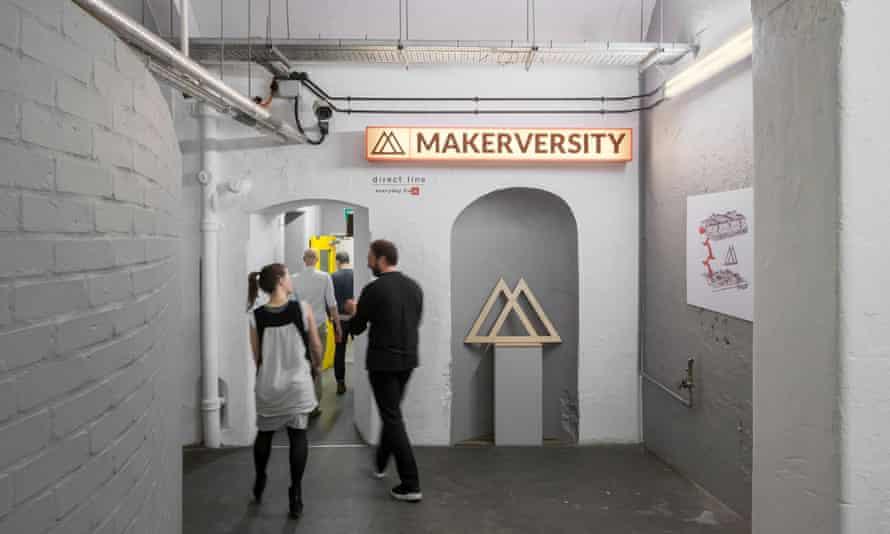 Makerversity.