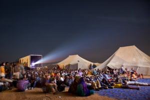 The Western Sahara international film festival (FiSahara) brings screenings, roundtables and workshops to remote camps in south-west Algeria every year.