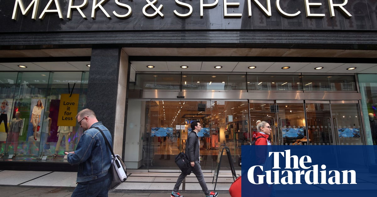 Marks Spencer Closes 17 More Stores In New Blow To High Street