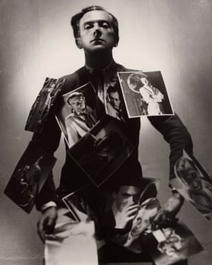 Cecil Beaton by Paul Tanqueray.