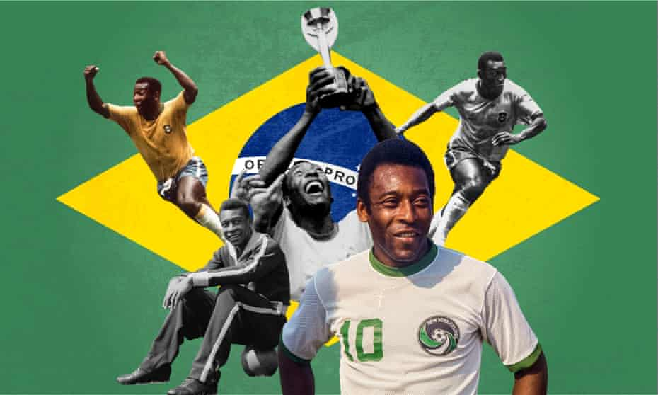 'For the most part, the genius of Pelé exists largely in the abstract.'