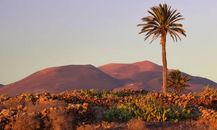 Timanfaya National Park, Lanzarote, Spain