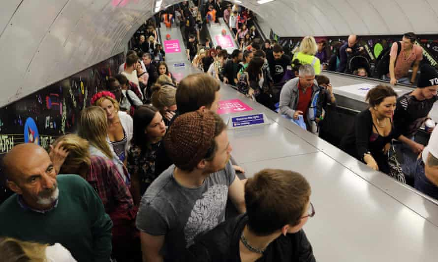 'Passengers just don't like having these things changed' … says Transport for London's Celia Harrison.
