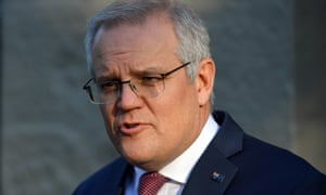 The prime minister Scott Morrison has provided a Covid-19 update after meeting with national cabinet