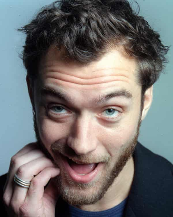 'It was more than song and dance' … Jude Law in 2002.