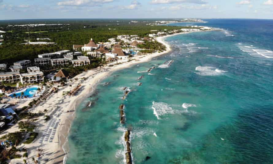Tulum has suffered growing pains from its rapid development, land disputes and gang activity that has begun to mar its reputation as a low-key, peaceful contrast to busier resorts.