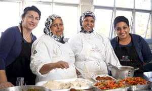 Melbourne social enterprise the Sorghum Sisters trains refugees to work in the hospitality industry