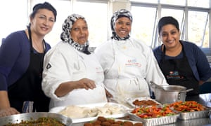 Sorghum Sisters is a successful social enterprise that provides catering across Victoria