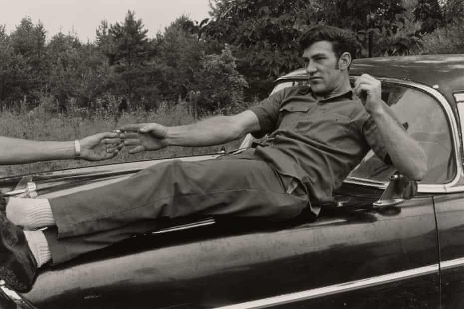 Junior Cornett, Corbin, Kentucky, 1972
