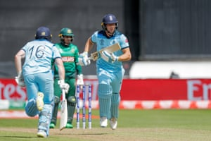 Jos Buttler Carries on the good work for England.