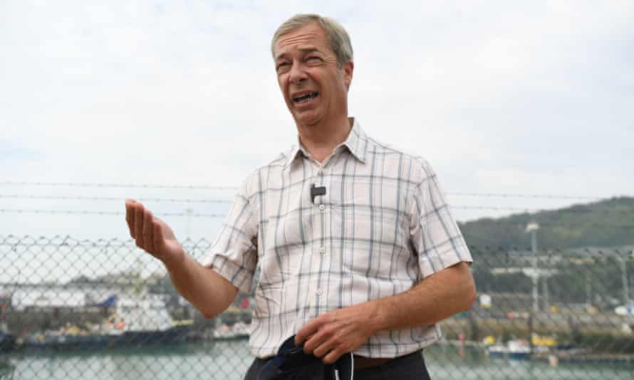 'Nigel Farage's recent criticism of the Royal National Lifeboat Institution rightly drew attention for its demagoguery.'
