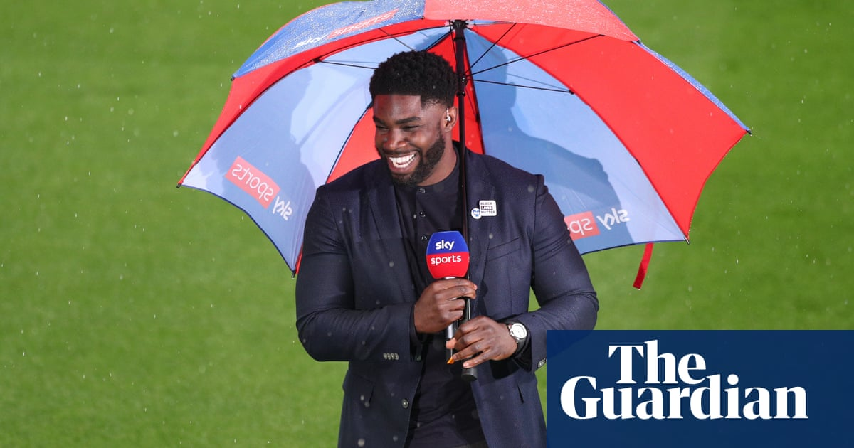 Micah Richards: I got abuse from my own black community | Jacob Steinberg