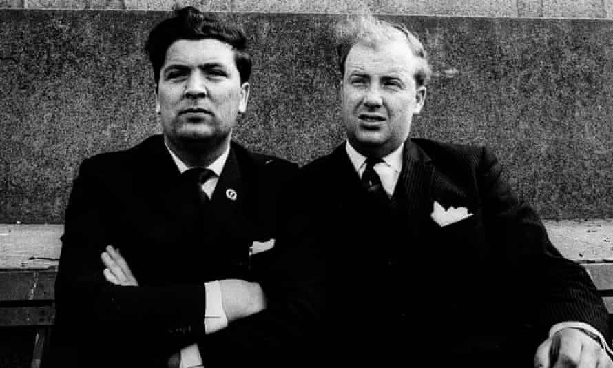 John Hume and Ivan Cooper in 1970