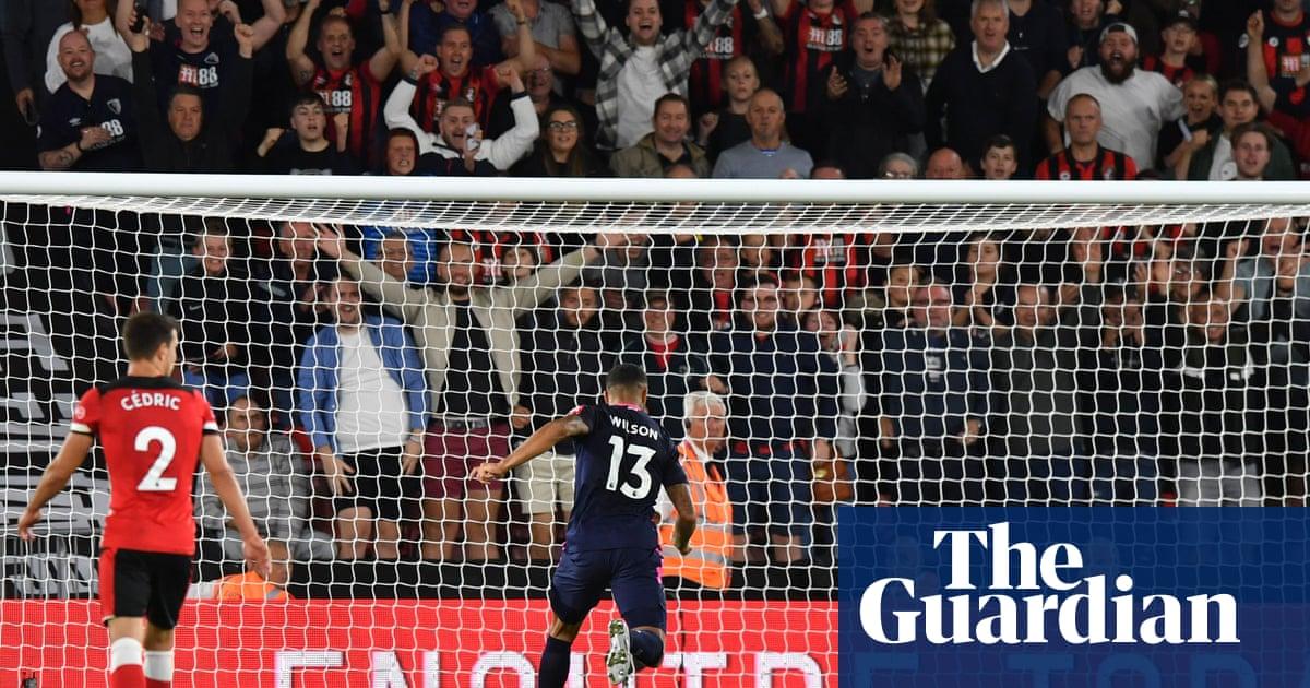Buoyant Bournemouth sink Southampton to stay on upward curve