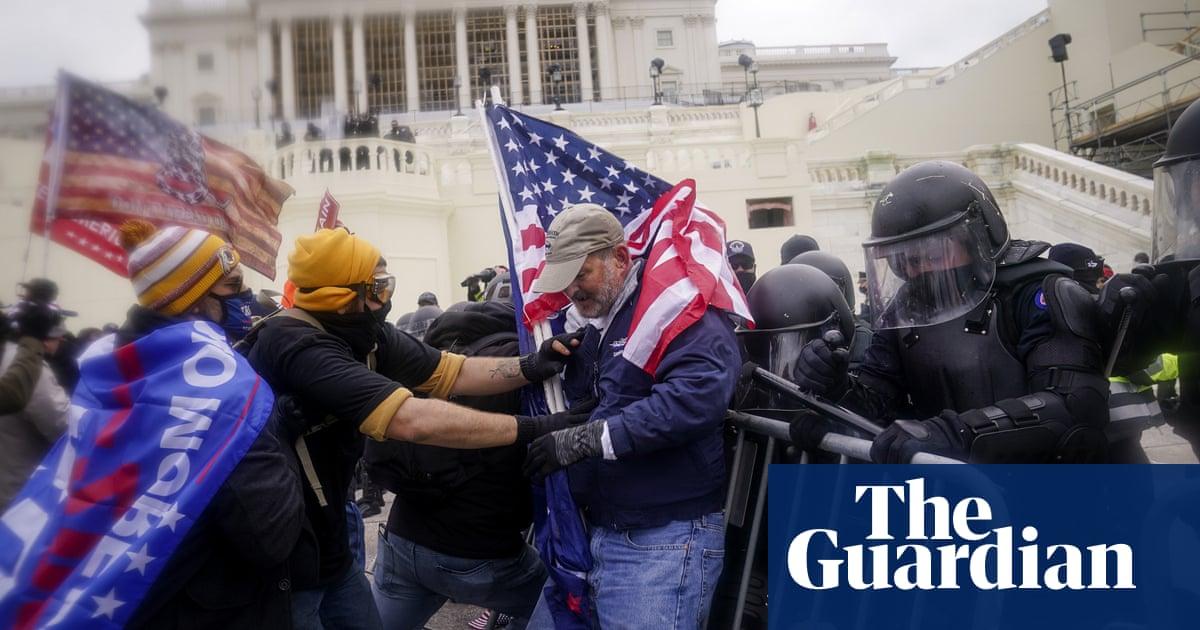 US Capitol police clear officer who shot dead 6 January rioter Ashli Babbitt