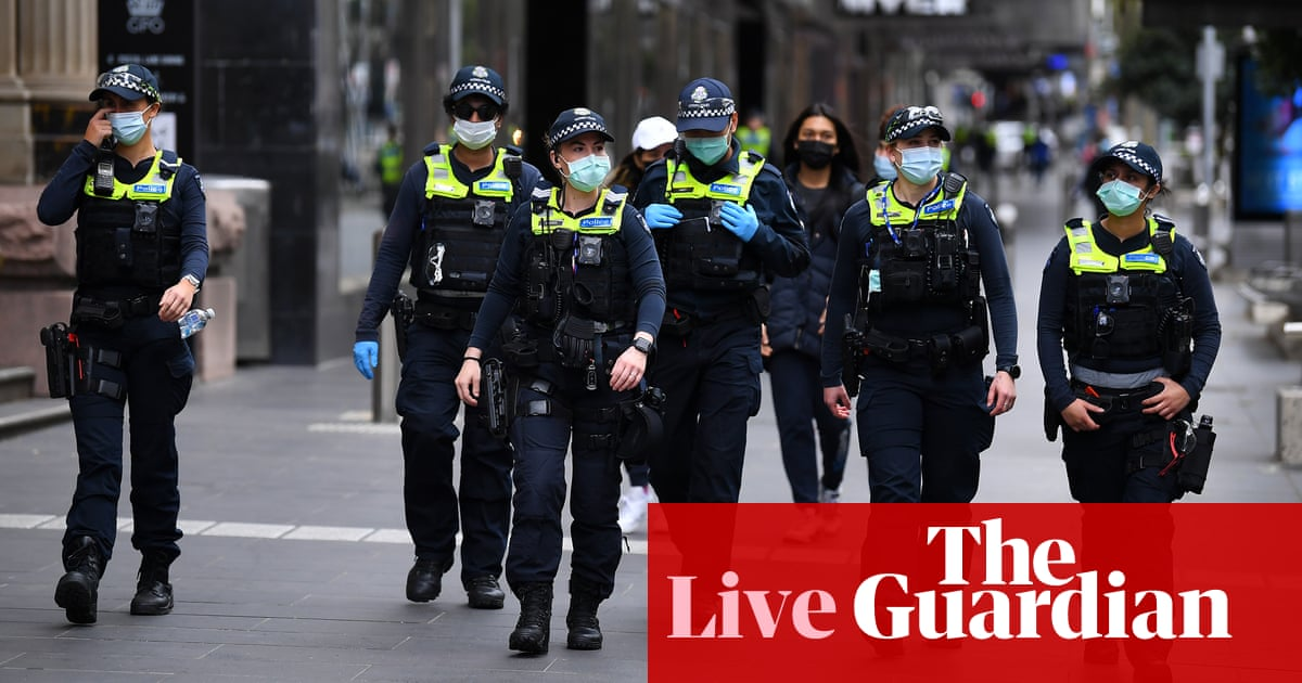 Australia Covid live news update: NSW confirms 11 deaths, 1,043 cases; Victoria records one death, 733 cases; police await fifth day of Melbourne protests