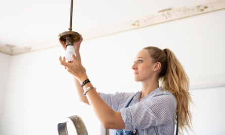 Lightbulb moment … does it matter if it's on or not?