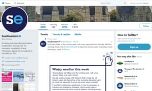 Most of the rail lines and transport authorities have a Twitter account putting out live information.