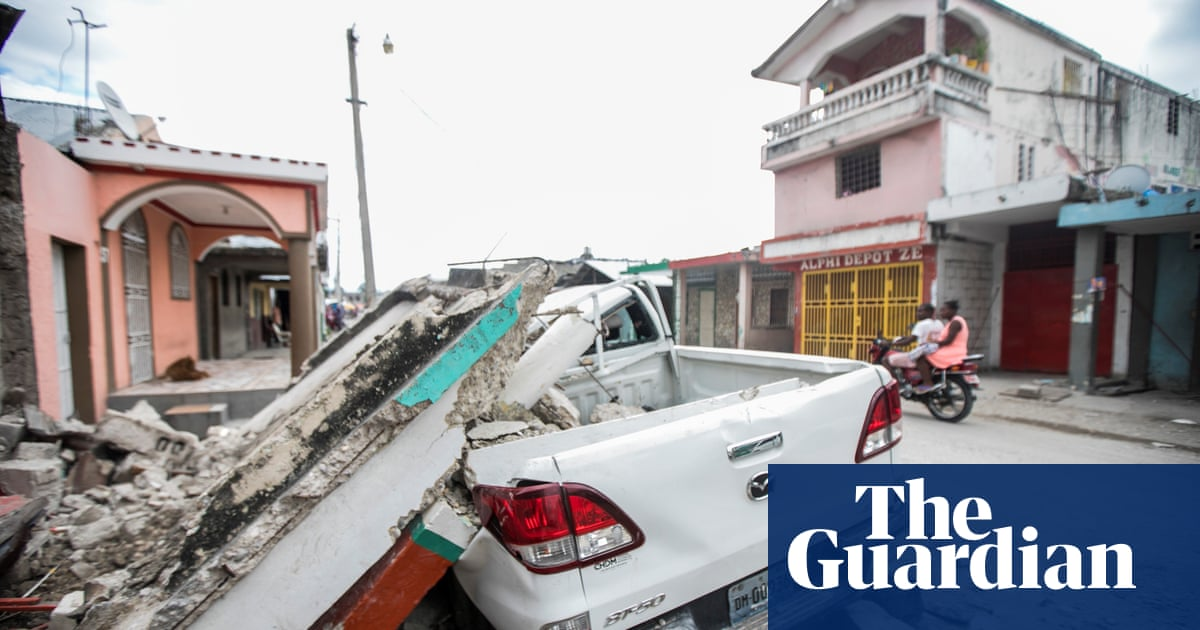 Haitians heartbroken as deadly quake heaps misery on crisis-hit nation