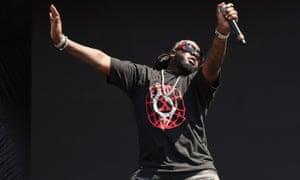 T-Pain: Oblivion review – tasteless rap ballads   Music