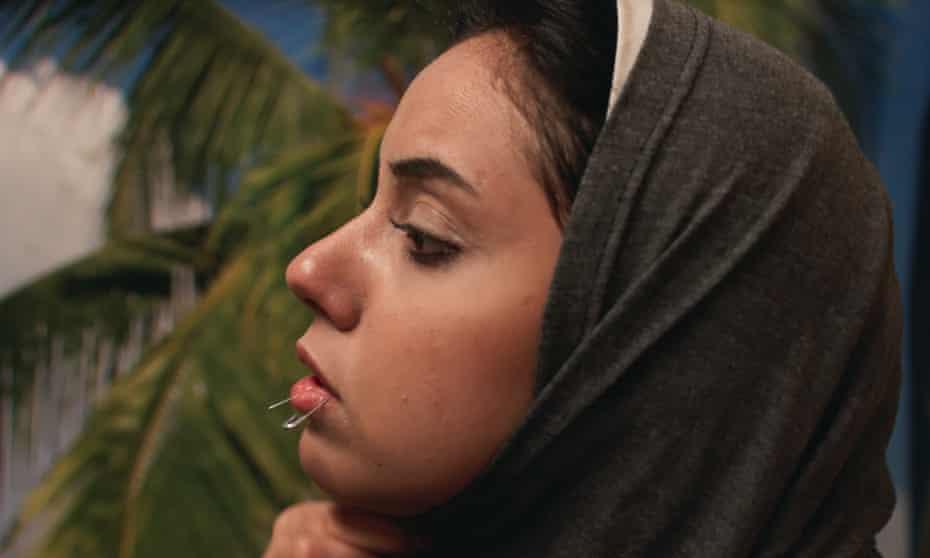 Bassant Ahmed as Souad.