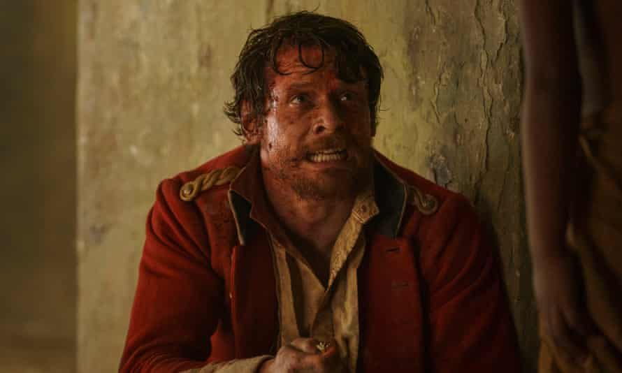 Ship wrecked ... Jack O'Connell as Patrick Sumner.