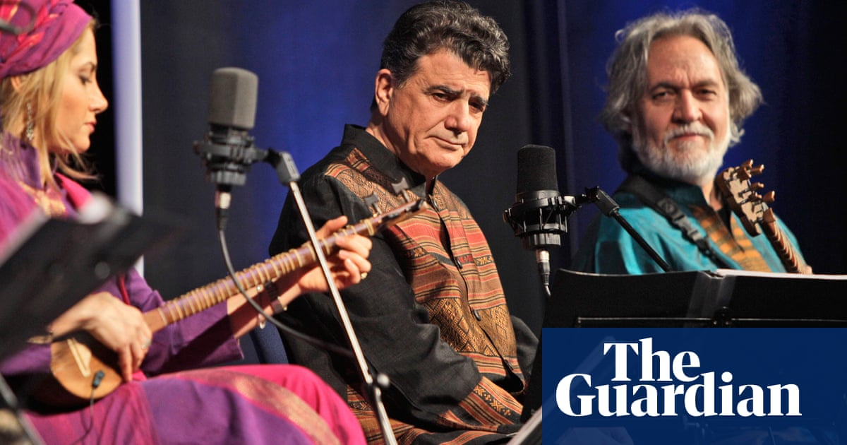 Iranian singer Mohammad Reza Shajarian dies aged 80