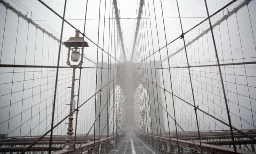 Brooklyn Bridge … Agrawal celebrates its engineer, Emily Warren Roebling.