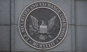 The headquarters of the US Securities and Exchange Commission (SEC).