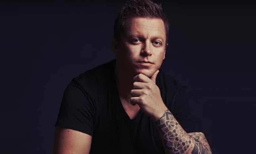 Australian DJ Adam Neat