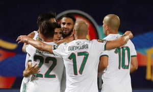 Is the job done for Algeria?