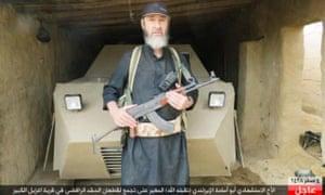 Irish Isis fighter Khalid Kelly