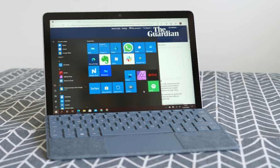 Microsoft Surface Go 2 review