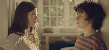 Laia Costa and Alia Shawkat in Duck Butter