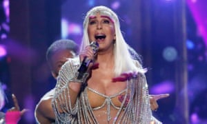 Cher performs at the 2017 Billboard Music Awards in Las Vegas
