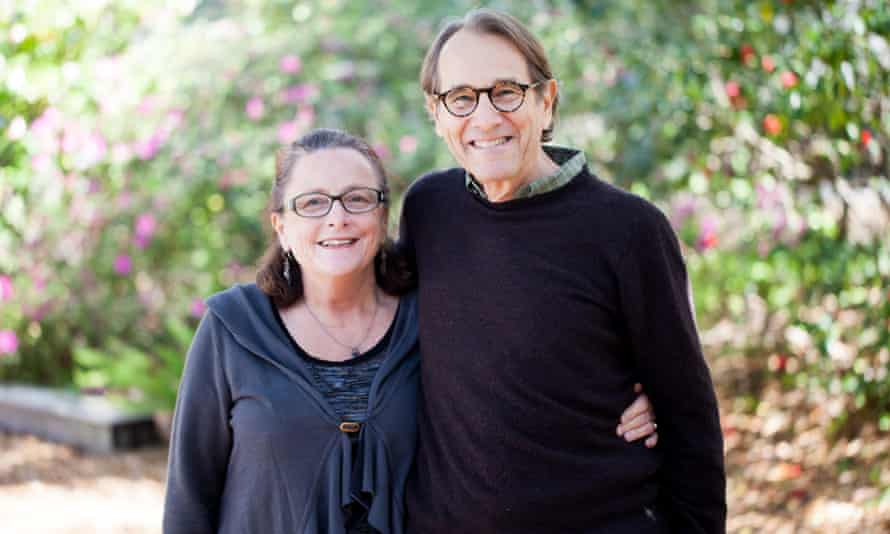 Psychiatrist Michael Mithoefer and his wife Annie, a nurse