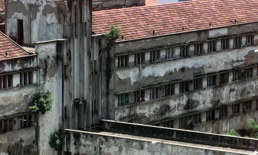 A prison in Rio de Janeiro