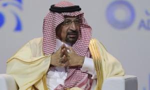 Khalid Al-Falih, Saudi energy and oil minister, has a tough choice on his hands.