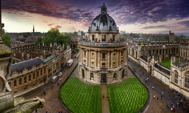 theguardian.com - Richard Adams - Oxford accused of 'social apartheid' as colleges admit no black students