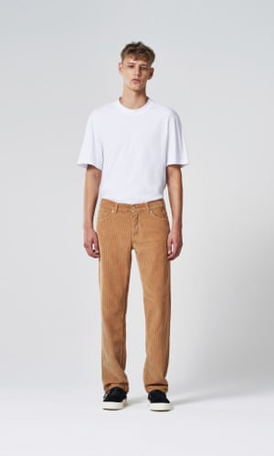 Ochre loose cords, £125, available in 6 colours, thecords.co.uk